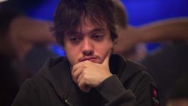 Дарио Миньери: покер, «Рома» и Италия