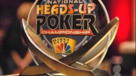 Турнир всех звезд NBC Heads-Up Poker Championship (день 1)